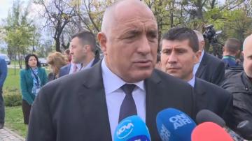 Борисов също коментира извеждането на ромските деца от училищата в Сливен
