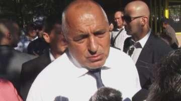 Премиерът Борисов призова Европа да спре с нападките към Турция