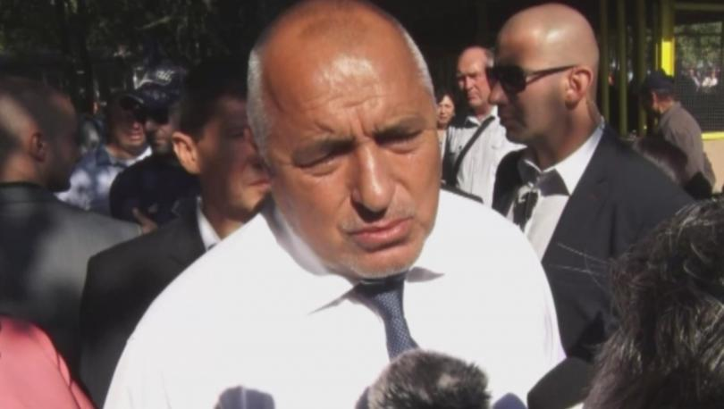 Премиерът Бойко Борисов призова Европа да спре с нападките към