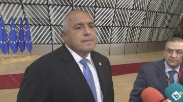 Бойко Борисов: Кабинетът не иска да има нищо общо с този футболен съюз