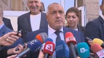 Борисов: Днес е много хубав празник - и църковен, и за демокрацията