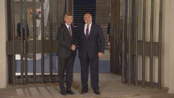 Борисов поиска справедливо разпределение на парите за кохезионната политика
