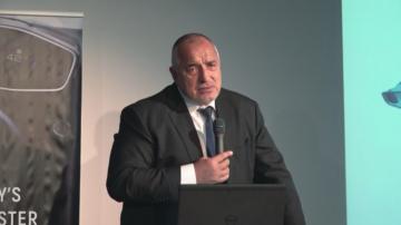 Борисов: България има готовност да построи автомобилен завод