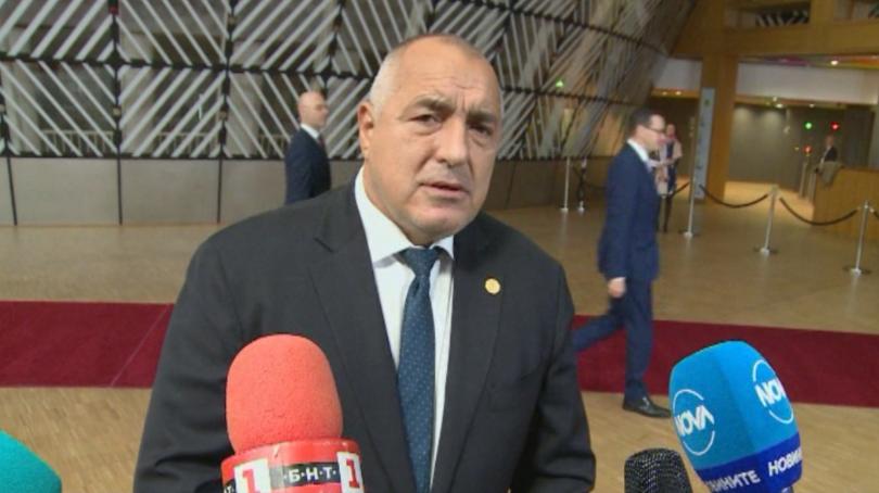 Вътрешният министър Младен Маринов посочи, че служителите на МВР са