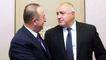 Премиерът разговаря с турския външен министър
