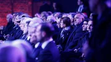 Премиерът Борисов почете паметта на жертвите на Холокоста