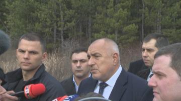 Бойко Борисов: Не президентът ни е дал властта, за да снема доверието си