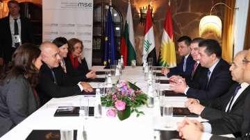 България с висока оценка в Мюнхен за охраната на външните граници на ЕС