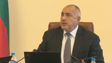 Борисов се скара на шефа на АПИ заради винетките за живеещите около София