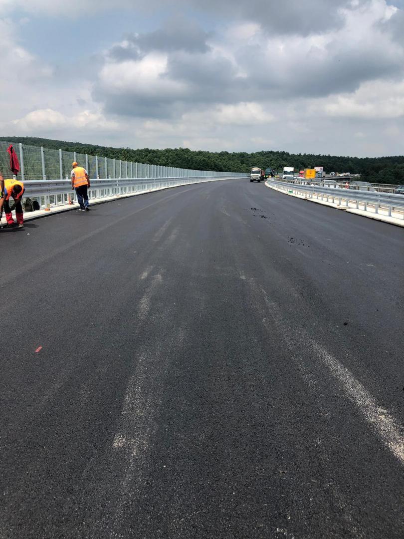 """снимка 3 Борисов за ремонтите на АМ """"Тракия"""": На практика се правят нови мостове"""