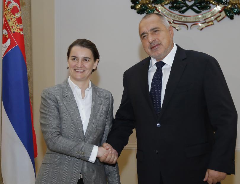 бойко борисов ана бърнабич оцениха високо доброто двустранно сътрудничество