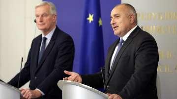 Борисов и Барние обсъдиха правата на българите на Острова след Брекзит