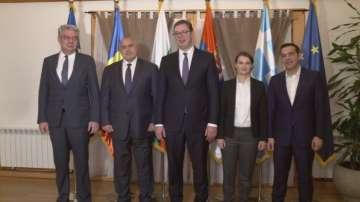 Бойко Борисов пристигна в Белград за Съвета за сътрудничество