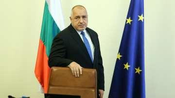 Бойко Борисов: Приходите от горивата са със 7% повече