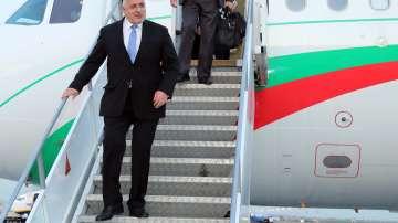 Борисов пристигна в Букурещ за среща с балканските лидери
