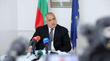 ГЕРБ представи политическата си платформа, Борисов критикува евролистата на БСП