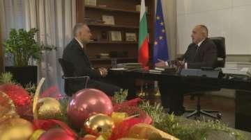 Премиерът Борисов изрази съгласие с част от изказването на Ахмед Доган