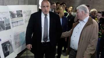 Премиерът Борисов се закани да не присъства на бъдещи КСНС без медии