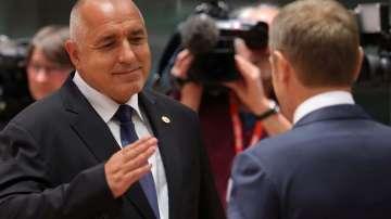 В Брюксел поздравиха Борисов за начина, по който страната ни пази границите