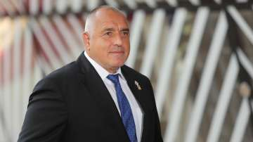 Бойко Борисов разговаря с Борис Джонсън