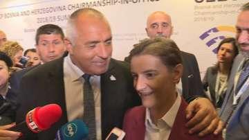 Дипломатическото напрежение между София и Белград е потушено