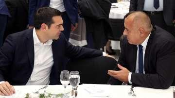 Премиерът Борисов участва в третата среща на високо равнище в Солун
