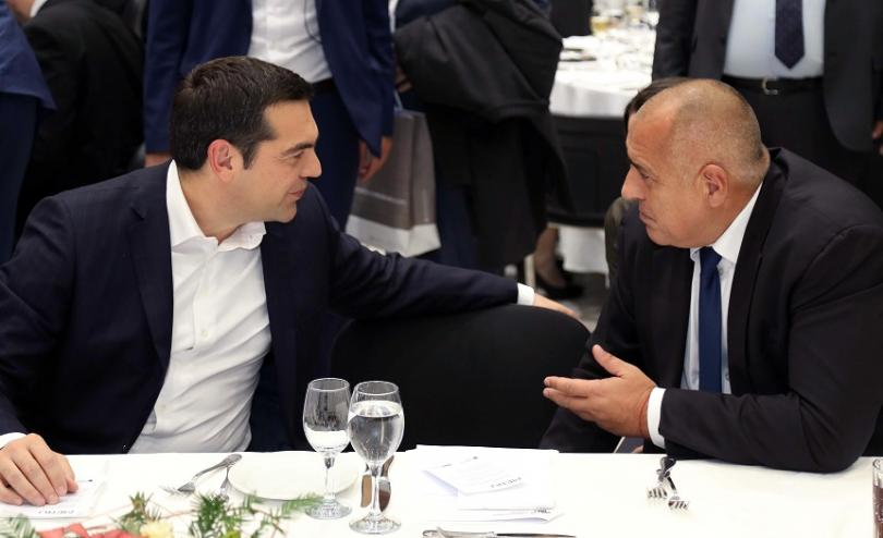 Премиерът Бойко Борисов е в Солун за участие в Третата