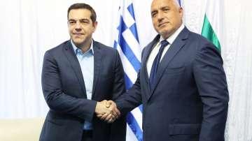 Борисов и Ципрас откриват строежа на газовата връзка между България и Гърция
