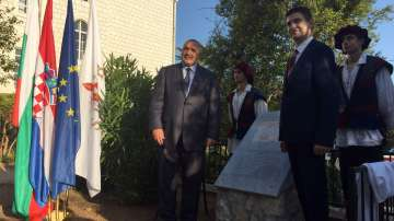 Премиерът Бойко Борисов на срещата на ПСЮИЕ в Дубровник