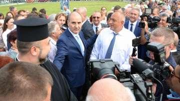 Премиерът Борисов оцени работата на кабинета за политическия сезон като добра