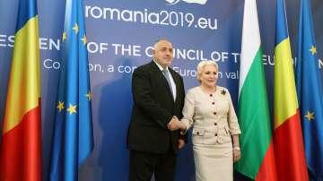 Виорика Данчила: България е ключов партньор на Румъния в региона