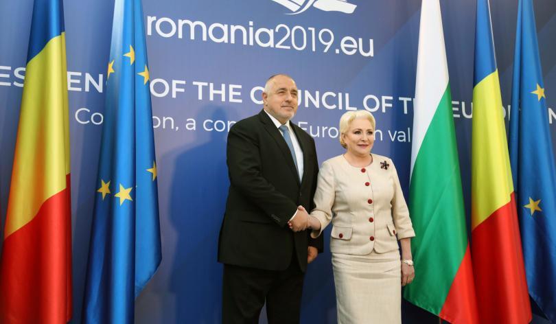 виорика данчила българия ключов партньор румъния региона