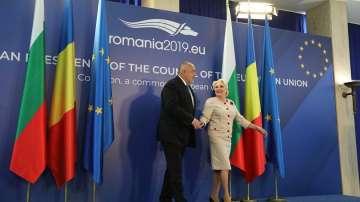 Правителствата на България и Румъния със съвместно заседание в Букурещ
