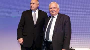 Бойко Борисов: България е решила изцяло проблема с мигрантите