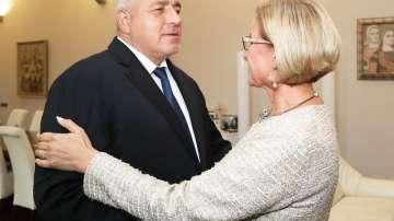 Премиерът Борисов се срещна с министър-председателя на провинция Долна Австрия
