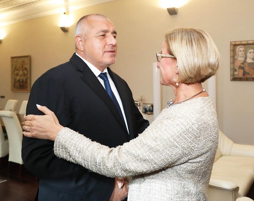 премиерът борисов срещна министър председателя провинция долна австрия