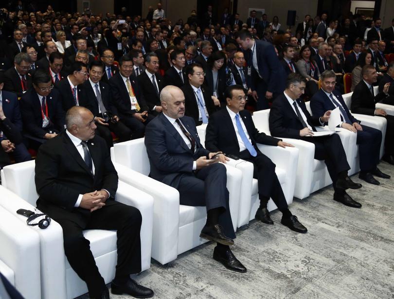 снимка 1 В София откриват Глобален център за партньорство между Китай и Европа