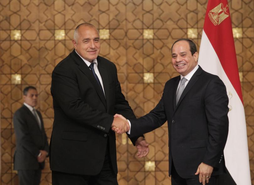 Българо-египетска комисия за сътрудничество ще проведе първото си заседание през