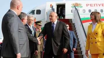 Премиерът Борисов пристигна в Египет за участие в срещата ЕС - Арабска лига