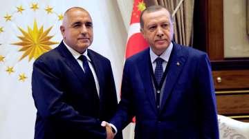 Борисов в Анкара: Турция е нашият партньор на южния фланг на НАТО