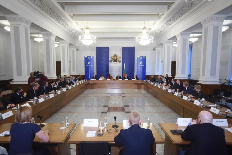 снимка 2 Борисов: Усилията ни за приобщаването на Западните Балкани трябва да продължат