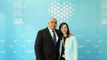 Избират Мария Габриел за заместник-председател на ЕНП
