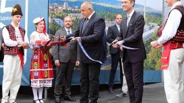 Борисов: До края на годината ще бъде готов изцяло и обходният път на Габрово