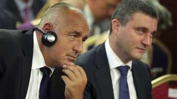 Бойко Борисов: Отбранителната ни доктрина е насочена срещу Русия