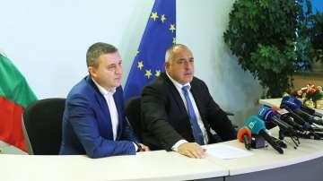 Премиерът Борисов предлага Деница Сачева за поста социален министър