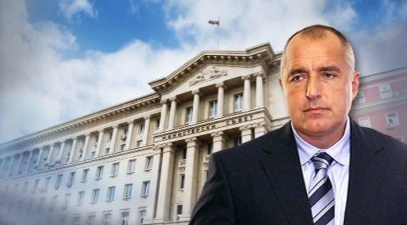 Премиерът Бойко Борисов поздрави Еманюел Макрон за победата