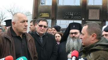 Бойко Борисов в Хитрино: Нека си пожелаем само мир