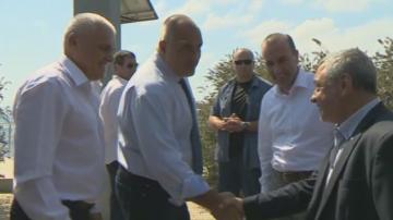 Борисов и Манфред Вебер инспектират охраната на българо-турската граница