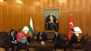 Борисов пристигна в Истанбул за Световния петролен конгрес