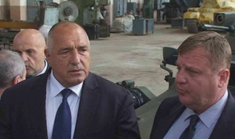 премиерът няма проблем коалицията заради назначенията кевр